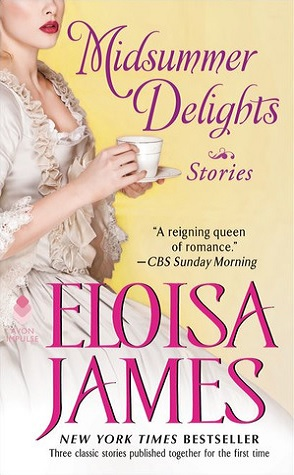 Guest Lightning Review: Midsummer Delights by Eloisa James