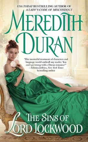 Guest Review: The Sins of Lord Lockwood by Meredith Duran