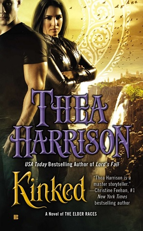 Guest Review: Kinked by Thea Harrison