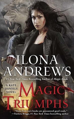 Review: Magic Triumphs by Ilona Andrews