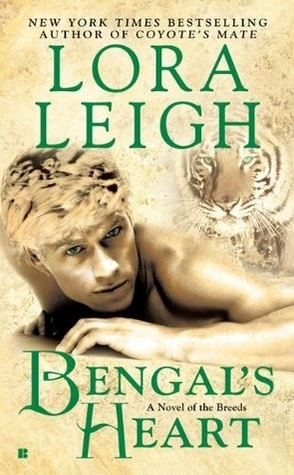 Guest Review: Bengal's Heart by Lora Leigh