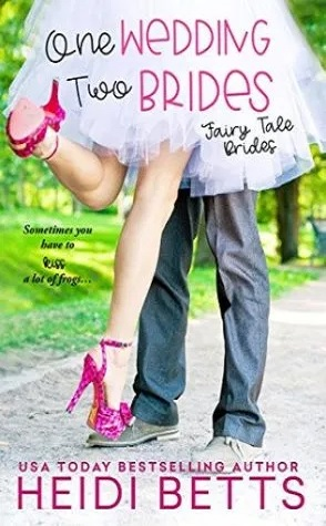 Guest Review: One Wedding, Two Brides by Heidi Betts