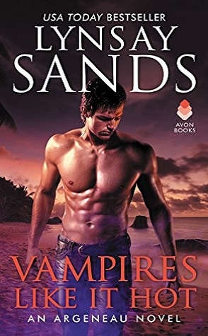 Guest Review: Vampires Like It Hot by Lynsay Sands