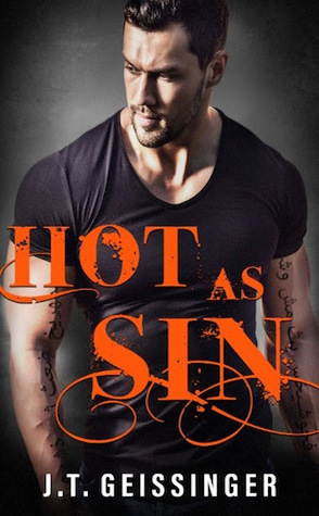 Release Day Blitz: Hot as Sin by J.T. Geissinger