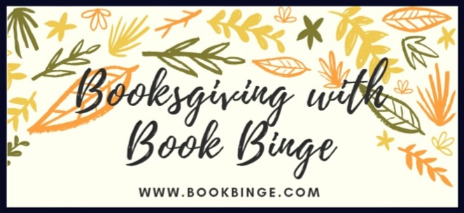 Booksgiving with Book Binge: Day 15