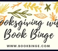 Booksgiving with Book Binge: Day 14