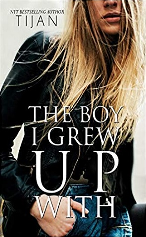 Excerpt Spotlight: The Boy I Grew Up With by Tijan (+ Giveaway)