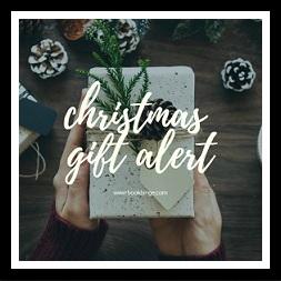 Christmas Gift Alert: Bookish Lunch Bag