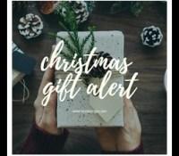 Christmas Gift Alert: Open Book Desk Lamp