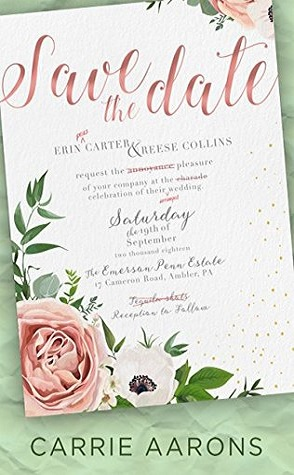 Review: Save the Date by Carrie Aarons