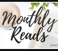 Monthly Reads: July 2019