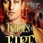 Echoes of Fire by Suzanne Wright Book Cover