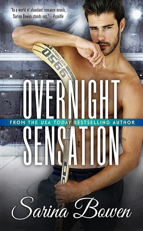 Joint Review: Overnight Sensation by Sarina Bowen