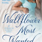 Wallflower Most Wanted by Manda Collins Book Cover