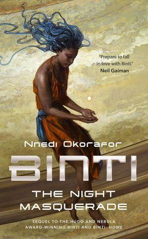 Review: The Night Masquerade by Nnedi Okorafor