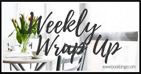 Weekly Wrap Up: March 18 – March 31, 2019