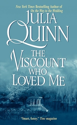 Throwback Thursday Review: The Viscount Who Loved Me by Julia Quinn.
