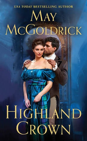 Guest Review: Highland Crown by May McGoldrick