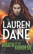 wrath of the goddess by lauren dane book cover