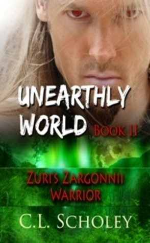 Unearthly World by C.L. Scholey Book Cover