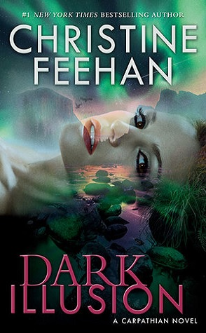 Sunday Spotlight: Dark Illusion by Christine Feehan