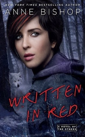 Summer Reading Challenge Review: Written in Red by Anne Bishop