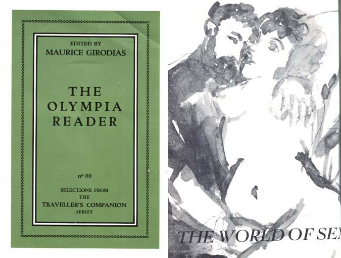 Spotlight | Maurice Girodias & Olympia Press | Indie Publishers Remembered
