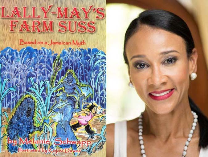 Interview   Melanie Schwapp, author