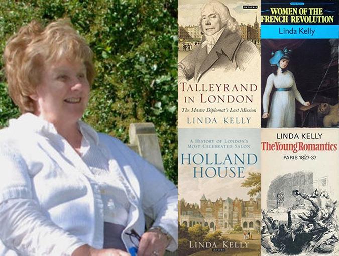 linda kelly author bookblast