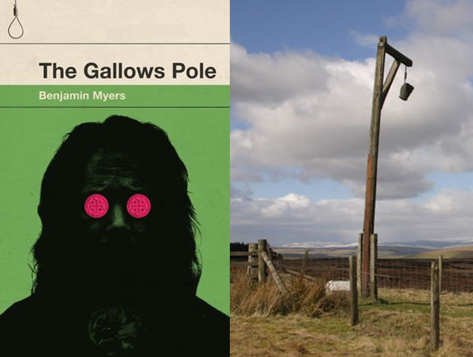 gallows pole ben myers bookblast review