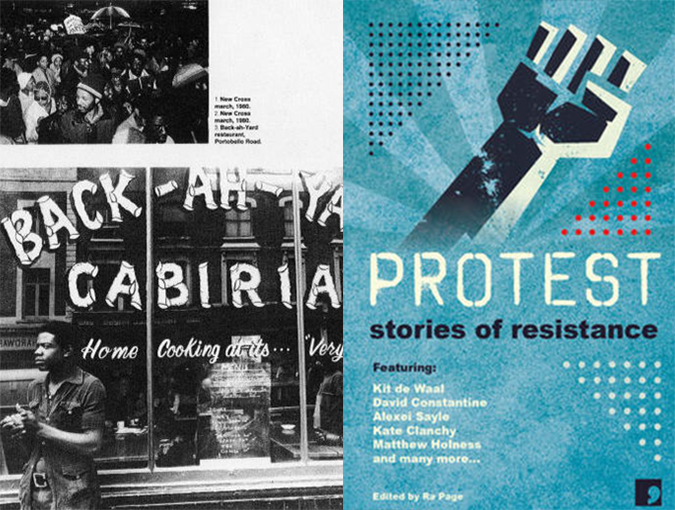 protest stories of resistance bookblast review