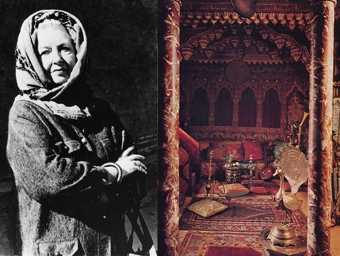 "Lesley Blanch Archive |  Istanbul, ""the eye, the tongue, the light of the Orient"""
