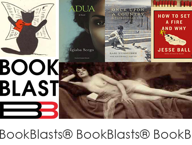 BookBlasts® | Top 10 Reads for Independent Minds | August 2017