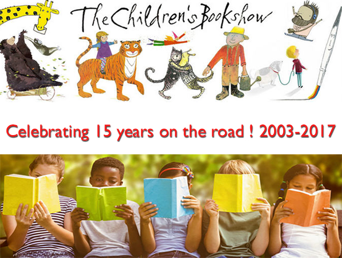 Breaking News | The Children's Bookshow 2017 | 15 years on the road!