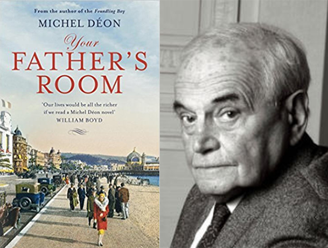 Review | Your Father's Room, Michel Déon | Book of the Week