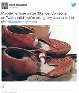 madeleine's shoes clara beaudoux