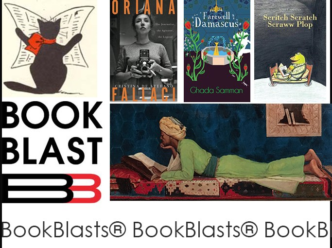 BookBlasts® | Top 10 Reads for Independent Minds | November 2017