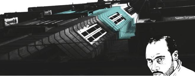 The Apartment in Bab el-Louk illus ganzeer