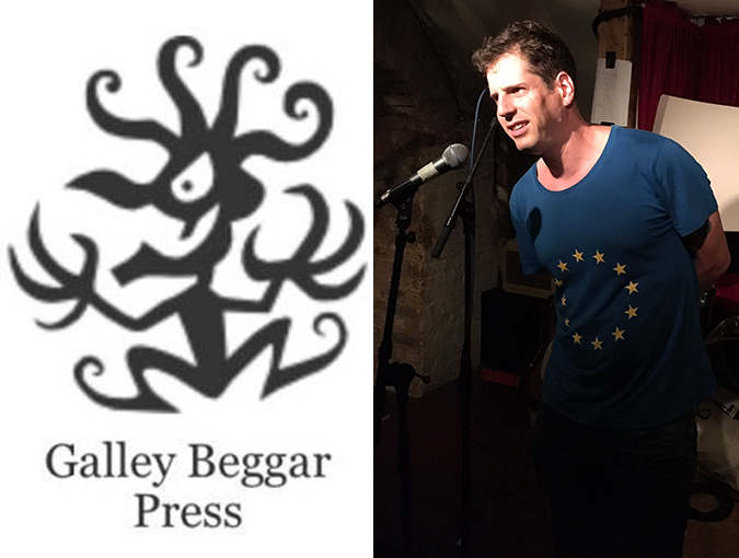 Interview | Sam Jordison, co-founder, Galley Beggar Press | Indie Publisher of the Week