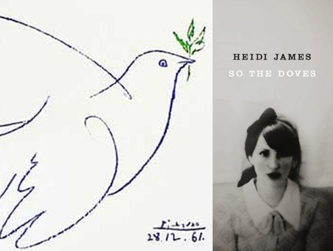Review | So the Doves, Heidi James | Book of the Week