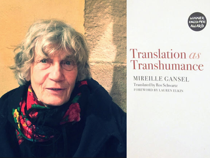 translation as transhumance mireille gansel bookblas tdiary review