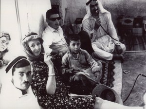 lesley blanch in aleppo in 1965