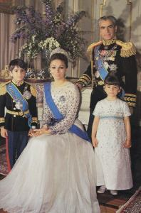 iranian royal family