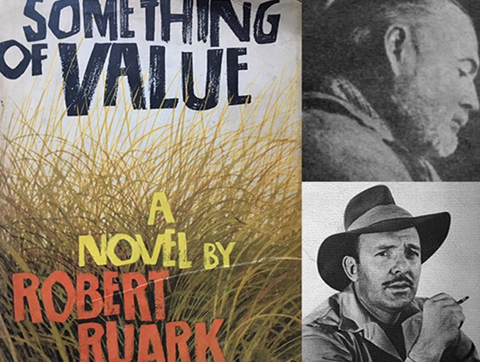 BookBlast® Archive | Sparring with Hemingway, Robert Ruark | circa. 1954-55