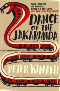 Dance of the Jakaranda by Peter Kimani bookblast diary