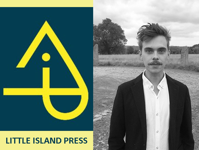 andrew latimer little island press bookblast diary interview