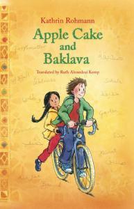 Apple Cake and Baklava by Kathrin Rohmann bookblast diary