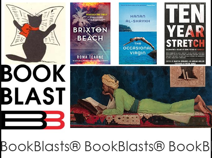 BookBlasts® | Top 10 Reads for Independent Minds | April 2018