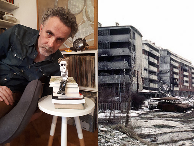 Interview | Selvedin Avdić | Author of the Week