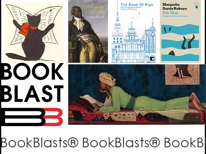 BookBlasts® | Top Ten Reads for Independent Minds | May 2018